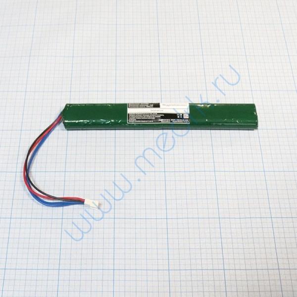 Батарея аккумуляторная 8H-AA2000 NiMH 9,6 В 2000 мАч (МРК)  Вид 1