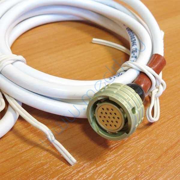 Устройство соленоидное МБФИ 469.157.001 для аппарата Алимп-1 разъем РС-19  Вид 2