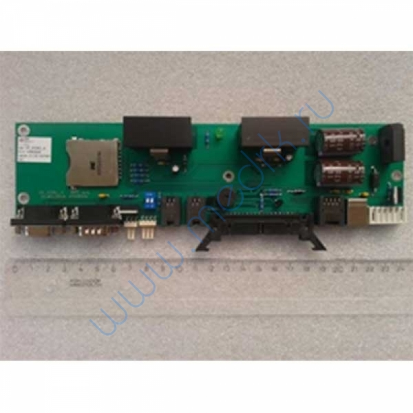 Плата электронная коннекторная VP_CPUME1   Вид 1
