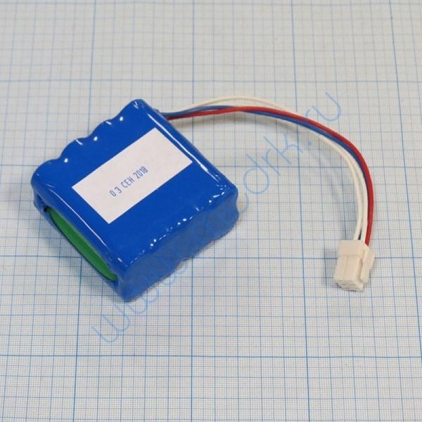 Батарея аккумуляторная 8H-4/3A3800 для Nihon Kohden PVM (МРК)  Вид 4