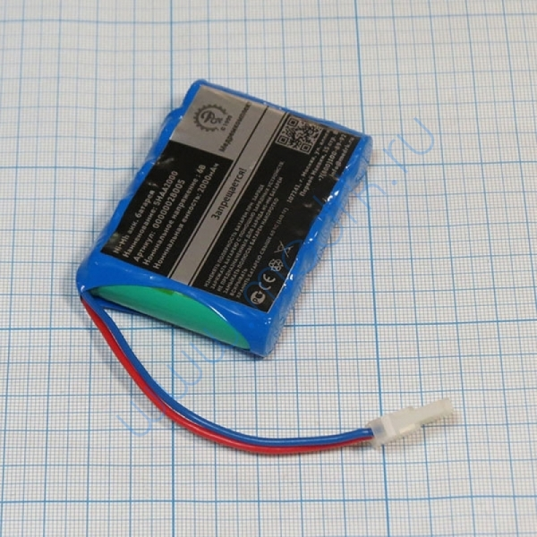 Батарея аккумуляторная 5H-AA2000 для Мегаомметра Е6-24 (МРК)  Вид 3
