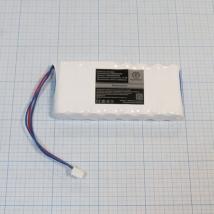 Батарея аккумуляторная 8ICR18650 с ПЗ для ЭКГ Medinova ECG-9812 (МРК)