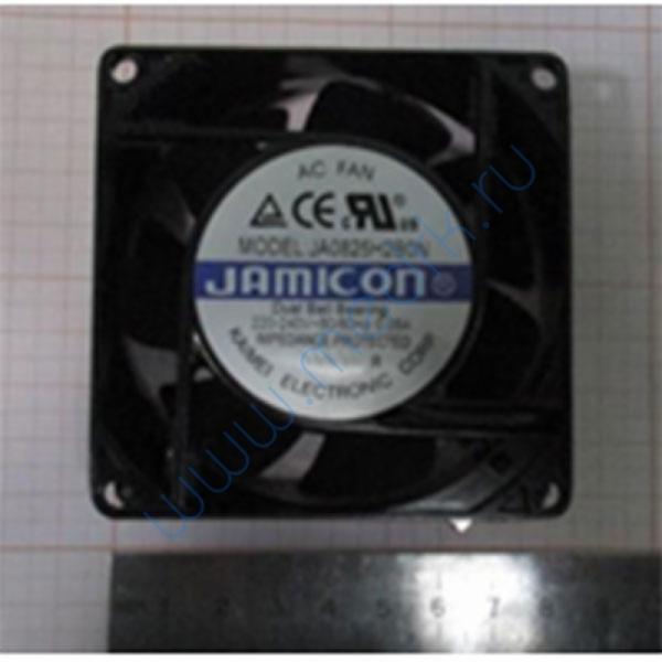 Вентилятор 80х80х25 220 В 50 Гц JA0825H2B   Вид 1