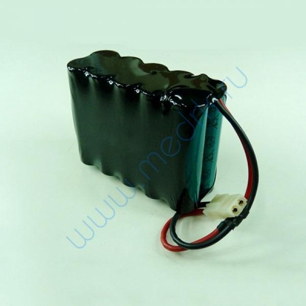 Батарея аккумуляторная 10H-4/3A4200 для ИВЛ VIASYS Healthcare (МРК)  Вид 6