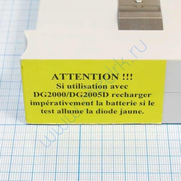 Аккумулятор U16006 2500 мАч  Вид 6