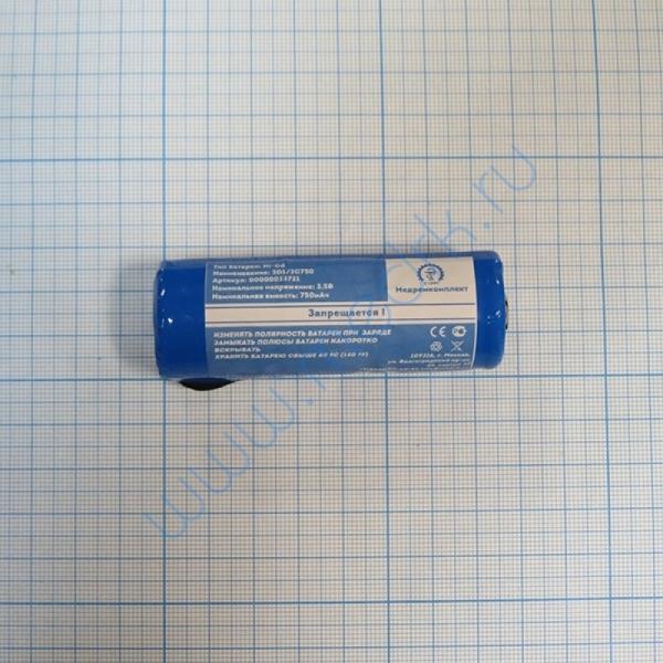 Батарея аккумуляторная 3D1/2C750 3,6 В (МРК)   Вид 1