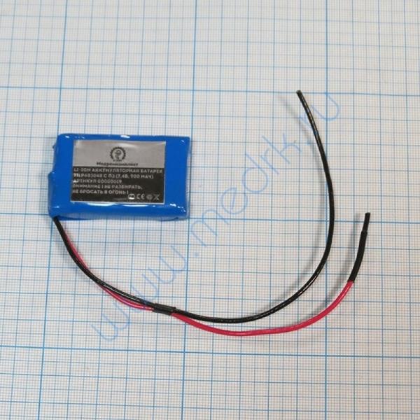 Батарея аккумуляторная 2ILP603048 c ПЗ (МРК)  Вид 1