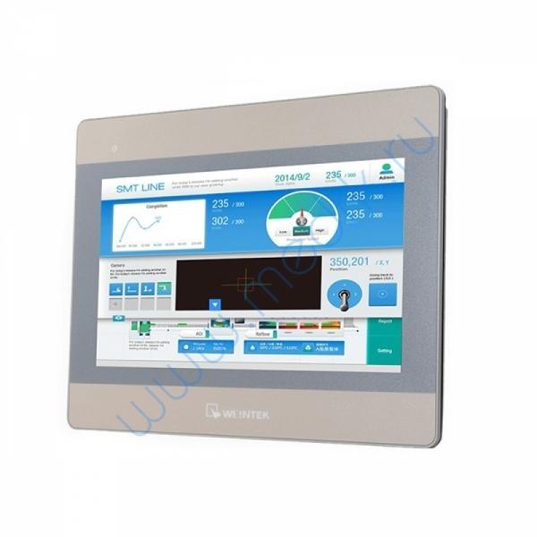 Панель оператора Weintek MT8102iE 10 RS-232, RS-485  Вид 1