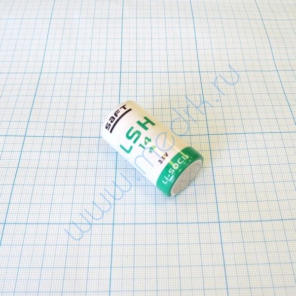 Элемент питания LSH14 (А343/LR14/C)/Saft  Вид 3