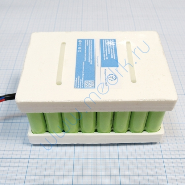 Батарея встроенная для ИВЛ Monnal T-75 (ремкомплект) МРК  Вид 5