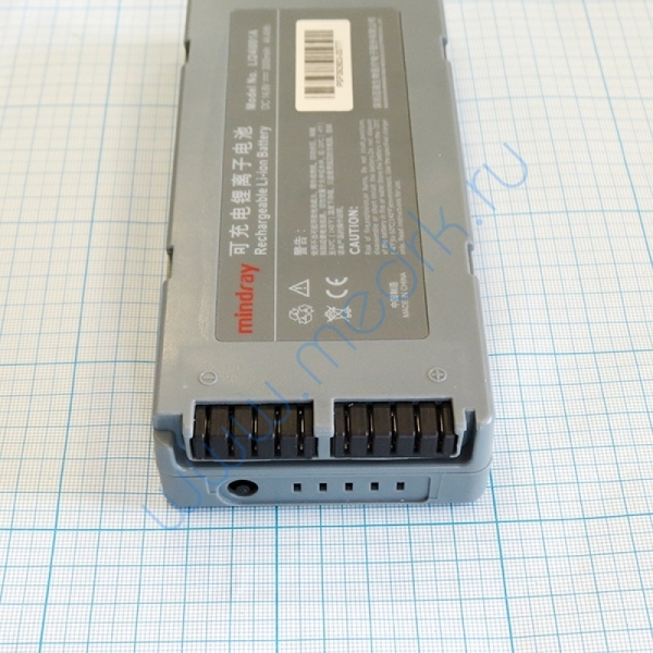 Батарея аккумуляторная для дефибриллятора Beneheart D3 Mindray  Вид 4