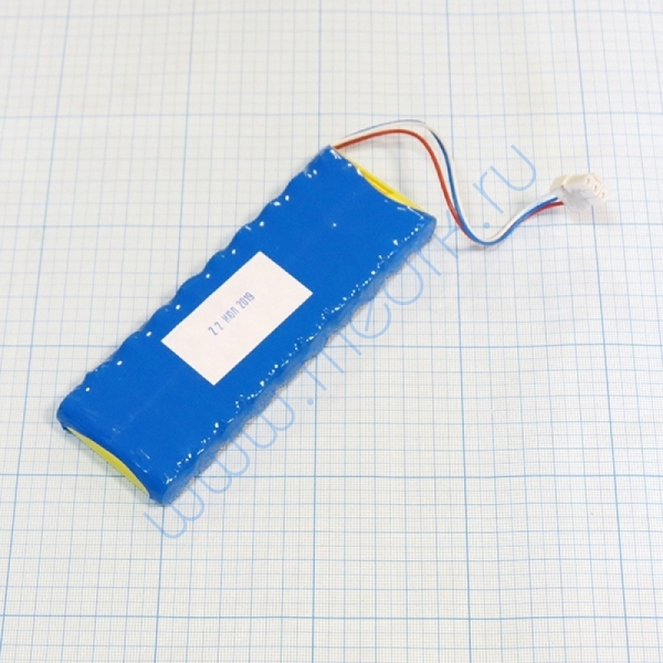 Батарея аккумуляторная 10H-AA2000 для KENZ Cardico-306 (МРК)  Вид 3