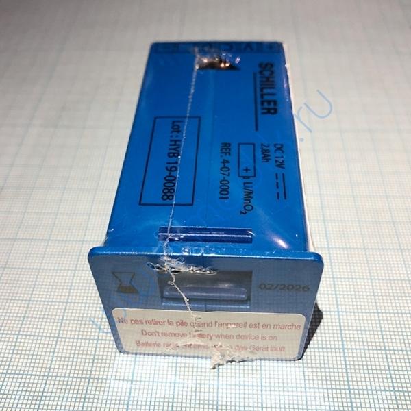 Батарея аккумуляторная для дефибриллятора SCHILLER FRED EASY  Вид 1