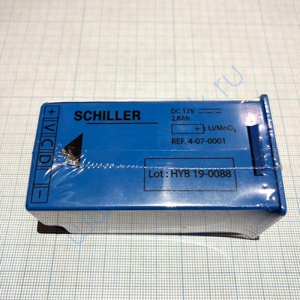 Батарея аккумуляторная для дефибриллятора SCHILLER FRED EASY  Вид 2