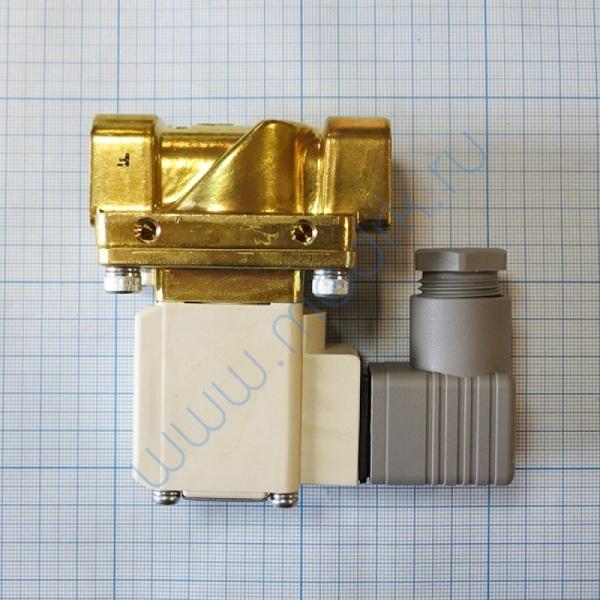 Клапан НЗ 220VAC 1/2 для ГК-100 СЗМО  Вид 1