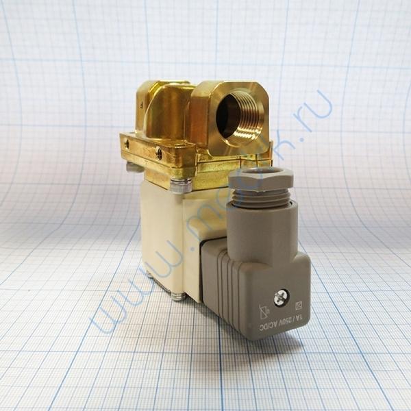 Клапан НЗ 220VAC 1/2 для ГК-100 СЗМО  Вид 6