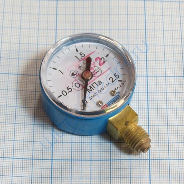 Манометр ДМ 02-050 2,5 МПа кислород  Вид 2