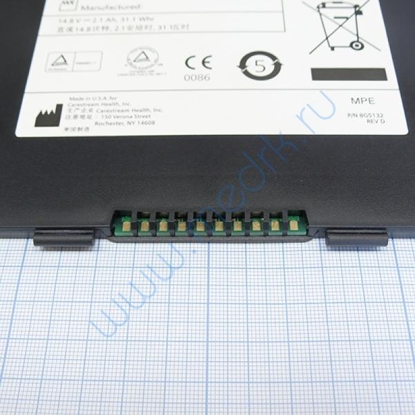 Батарея аккумуляторная для Carestream DRX-1  Вид 6