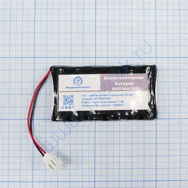 Батарея аккумуляторная 6H-4/5AA1200 (МРК)  Вид 1