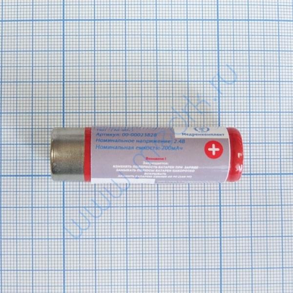 Батарея аккумуляторная 2,4В 700мАч (МРК)  Вид 2