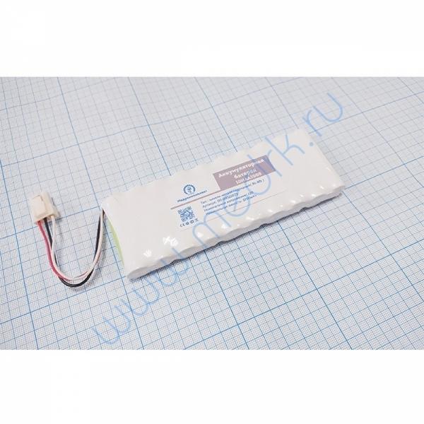 Батарея аккумуляторная 10HAA2000 для Kenz Cardico 601 (МРК)  Вид 2