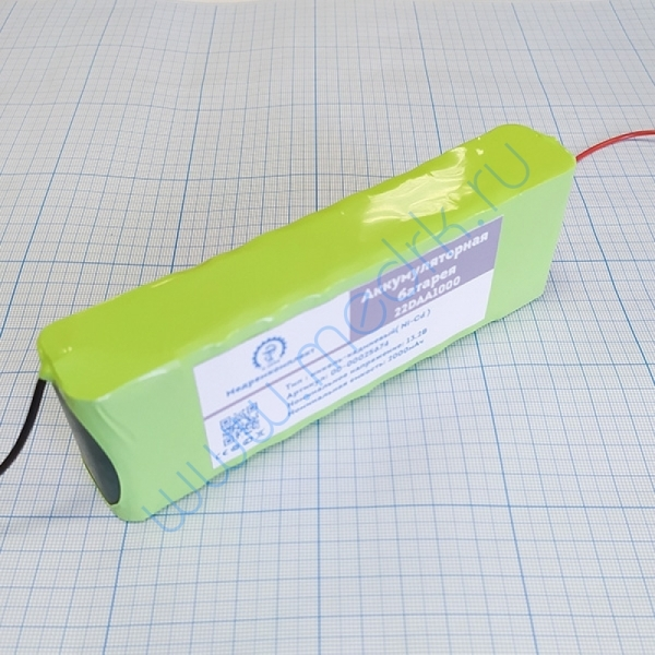 Батарея аккумуляторная 22DAA1000 (МРК) для ЭК1Т-03М  Вид 3