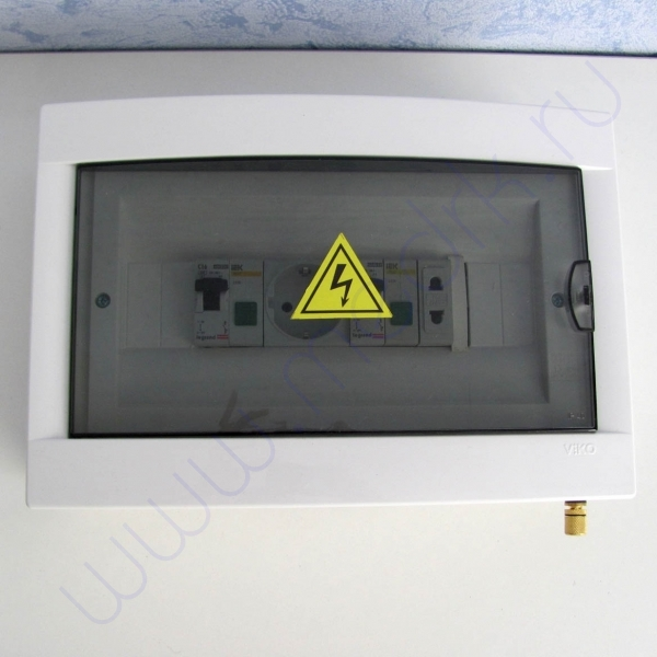 Щиток электрический ЩС Оптима для физиокабинета  Вид 4