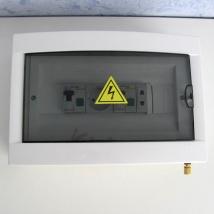 Щиток электрический ЩС Оптима для физиокабинета