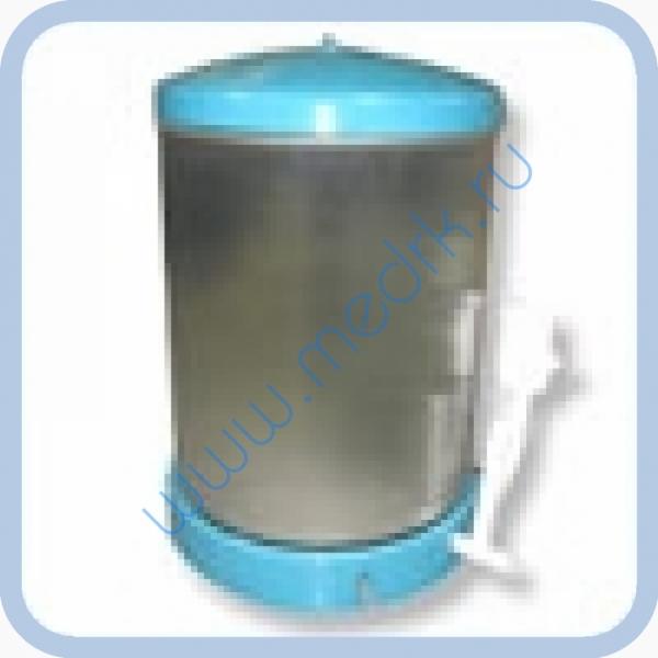 Аквадистиллятор ДЭ-10М  Вид 2